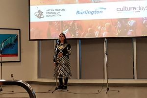 Launch of The Arts and Culture Council of Burlington and City of Burlington Culture Day Event September 28, 2018